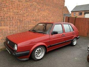1991 Golf MK2 For Sale