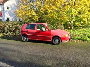 1997 VW POLO 1.4  79k miles SOLD