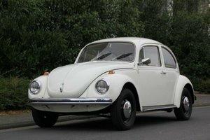 1971 Volkswagen Beetle 1302, LHD SOLD