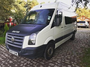 2007 VW Crafter Stealth Camper 2-Berth For Sale