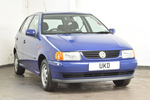 1997 VW POLO 1.4 CL BLUE 1996 6N 5,900 MILES FROM NEW