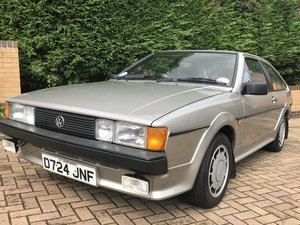 1986 VW Scirocco GTS Coupe ONLY 35K miles For Sale