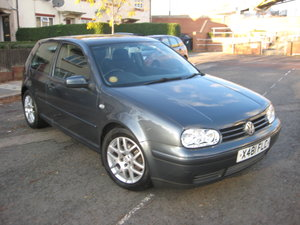 2000 vw golf git turbo 3 door fsh inc cambelt For Sale