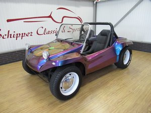 1966 Volkswagen Plastfabriken Beach Buggy Iridescence color For Sale