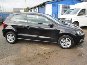 2017 POLO 17 PLATE WITH JUST 3,800 MILES CAT S NOW REPAIRED VALUE