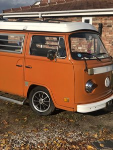 1973 VW Type 2 bay LHD