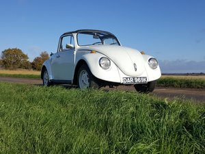1972 Volkswagen Beetle Convertible  For Sale
