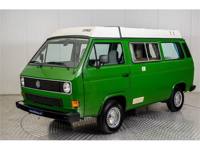 1989 Volkswagen Transporter T3 Campervan For Sale (picture 1 of 6)