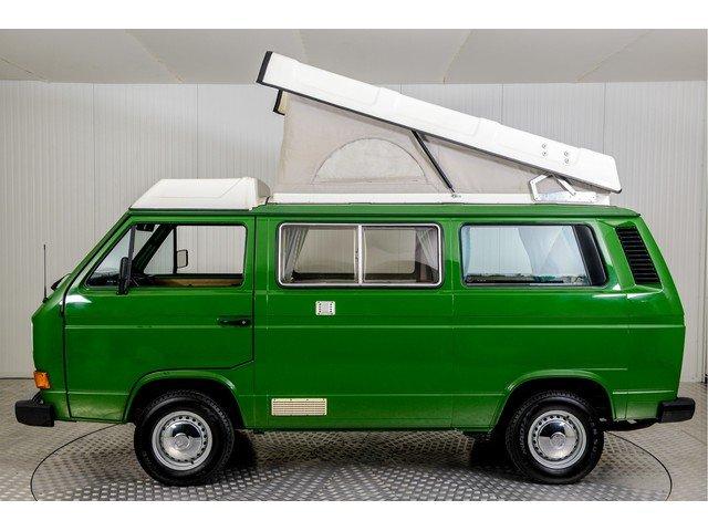 1989 Volkswagen Transporter T3 Campervan For Sale (picture 2 of 6)