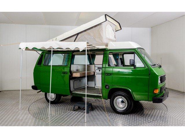 1989 Volkswagen Transporter T3 Campervan For Sale (picture 3 of 6)
