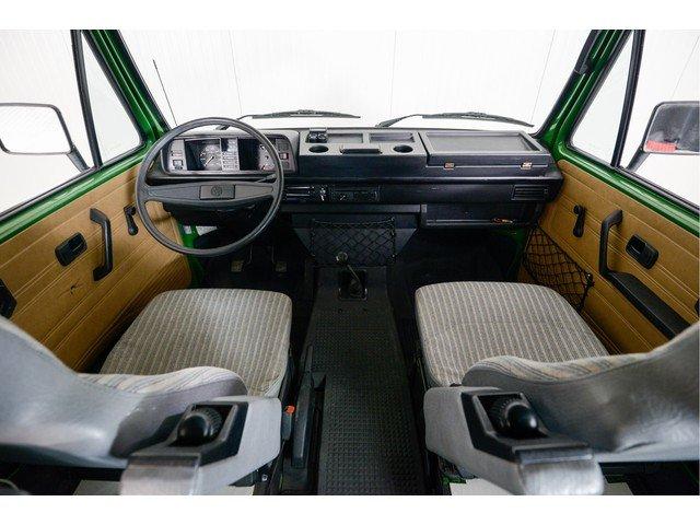 1989 Volkswagen Transporter T3 Campervan For Sale (picture 4 of 6)