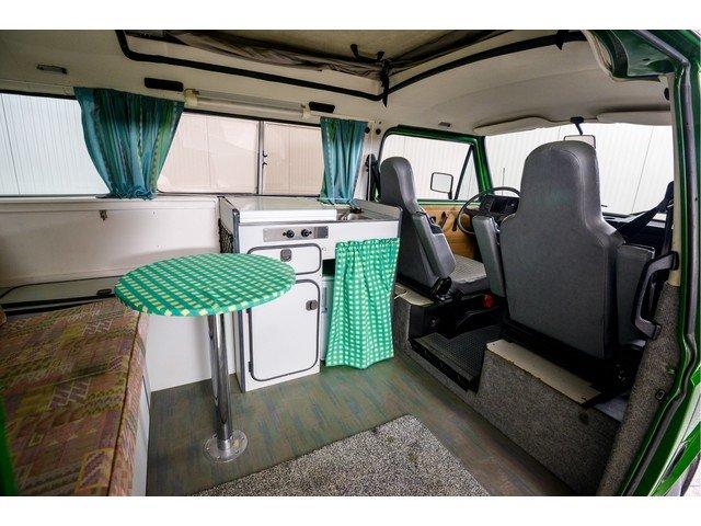 1989 Volkswagen Transporter T3 Campervan For Sale (picture 5 of 6)
