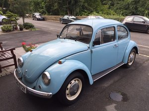 1971 VW Beetle 1200 .. Low Miles For Sale