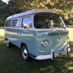1969 VW Westfalia camper For Sale