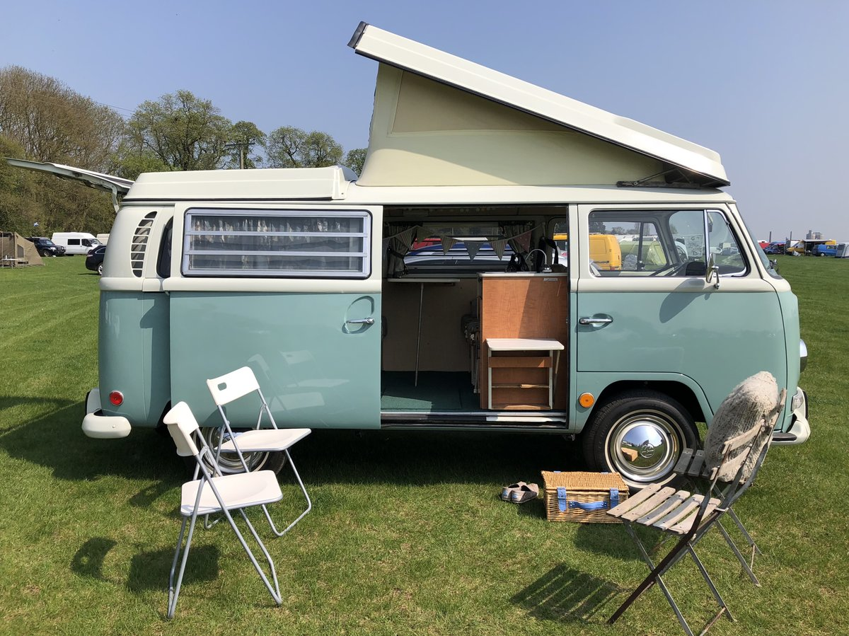 1969 VW Westfalia camper For Sale (picture 2 of 6)