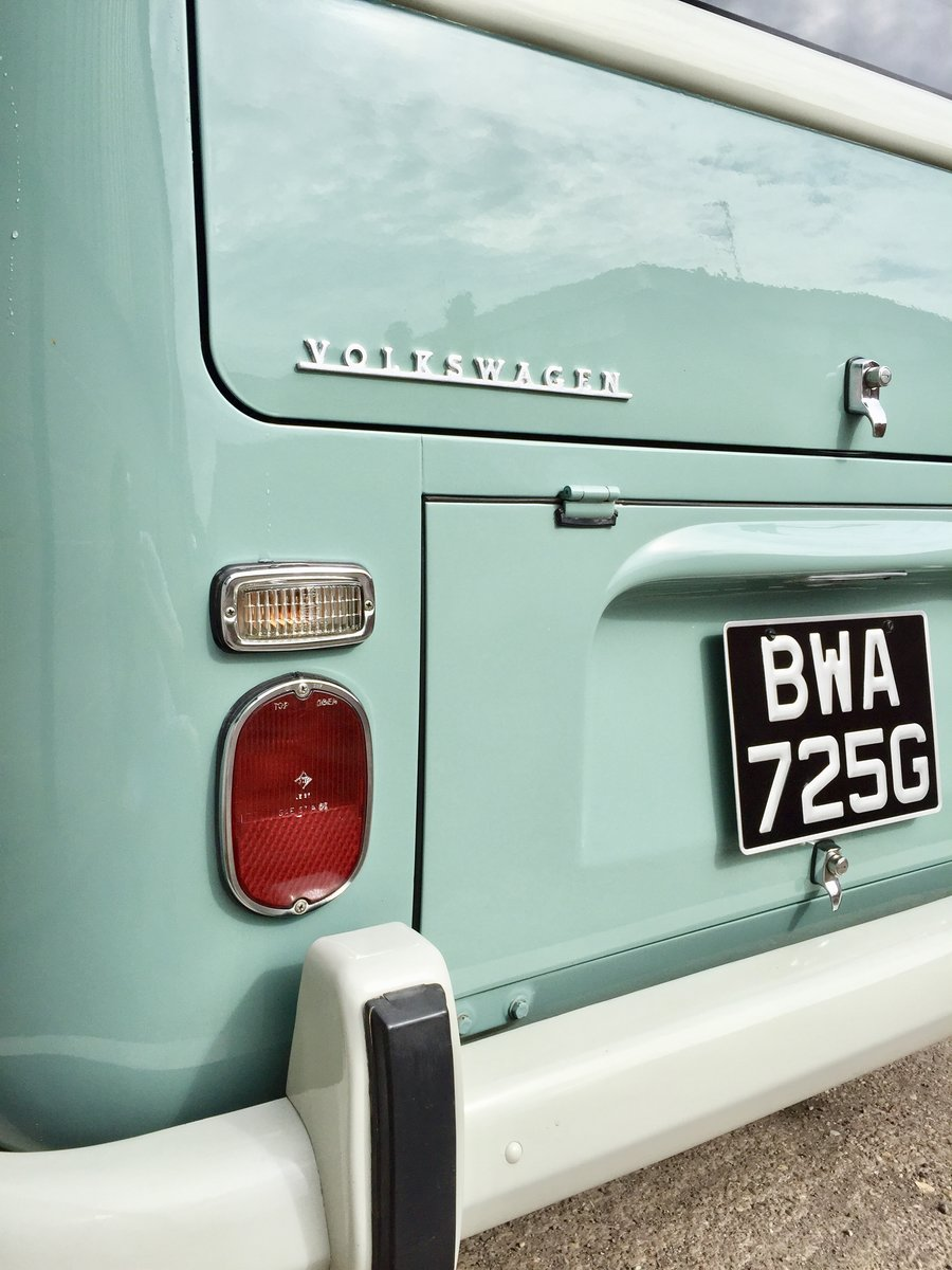 1969 VW Westfalia camper For Sale (picture 3 of 6)