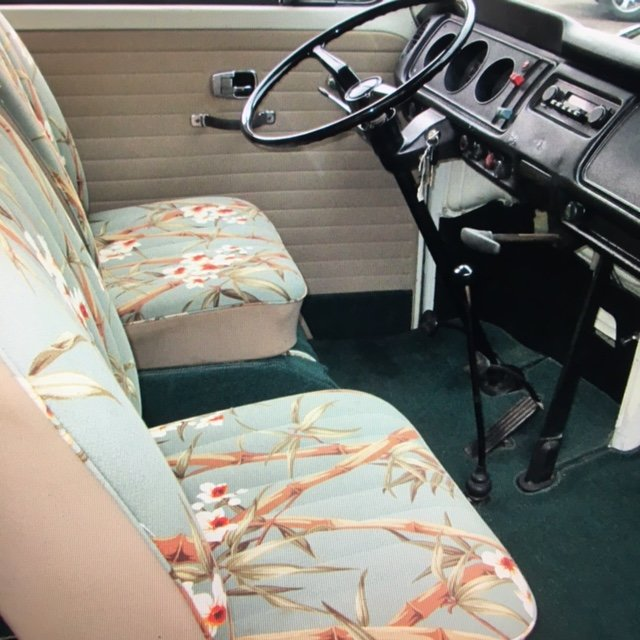 1969 VW Westfalia camper For Sale (picture 5 of 6)