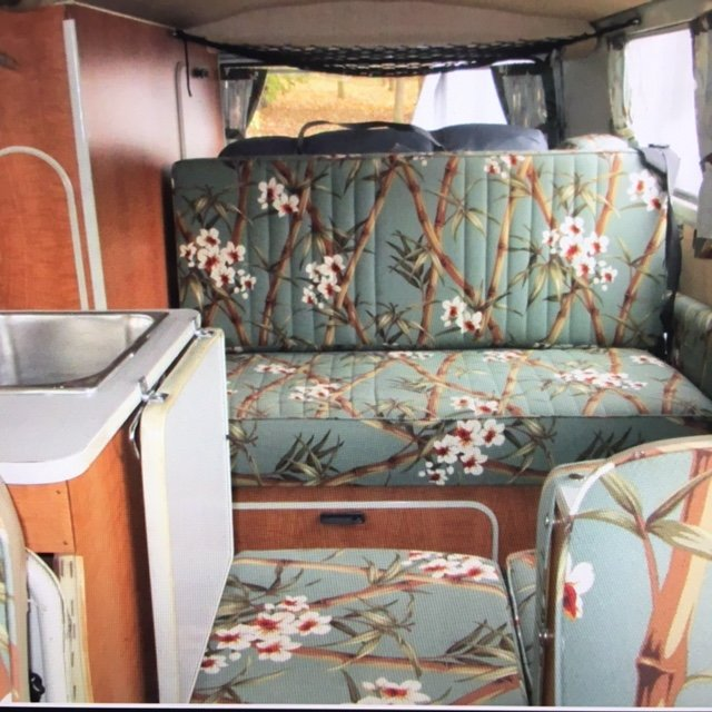 1969 VW Westfalia camper For Sale (picture 6 of 6)