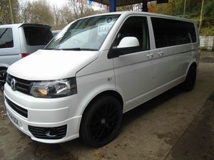 2014  Volkswagen Transporter Shuttle 2.0TD ( 102PS ) LWB Mini