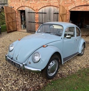1967 VW Beetle 1500 'One Year Only'
