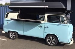 1976 T2 Camper Promotional Vehicle - Tuesday 10th December 2019