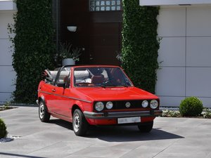 1980 Volkswagen Golf GLS Lovely
