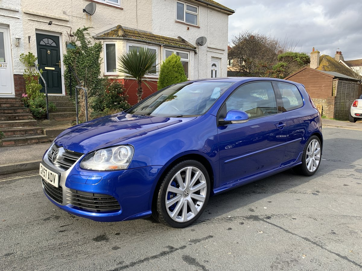 2007 VOLKSWAGEN GOLF R32 4MOTION 3 DOOR SOLD (picture 1 of 6)