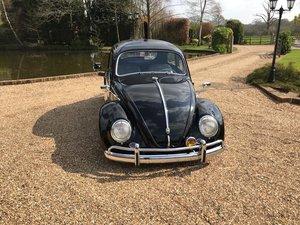 1958 VOLKSWAGEN BEETLE SHOW CAR       LOT: 558
