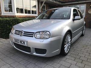 2003 VW GOLF R32 MK4 SUPERB For Sale