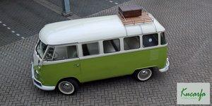 Volkswagen T1 Kombi deluxe 15 windows 75 hp