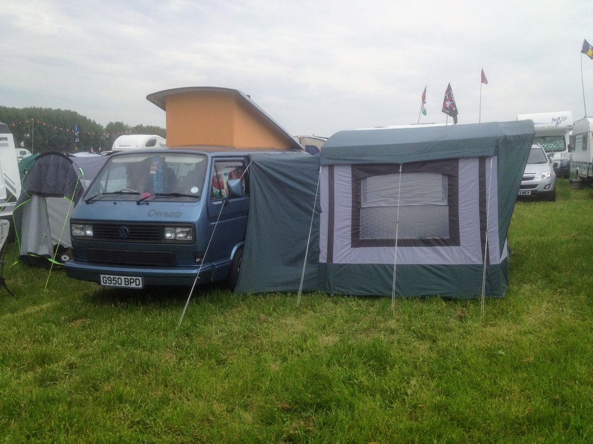 1989 VW T25 Campervan + extras Well loved and cared for For Sale (picture 1 of 6)