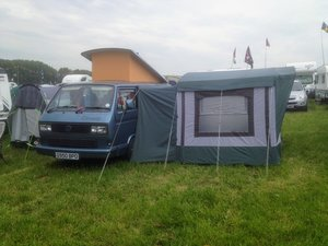 1989 VW T25 Campervan + extras Well loved and cared for For Sale