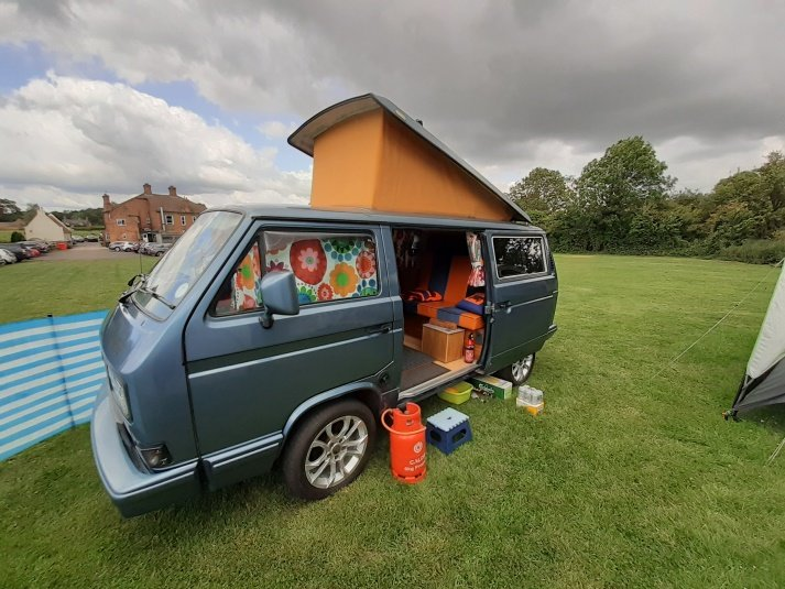 1989 VW T25 Campervan + extras Well loved and cared for For Sale (picture 2 of 6)