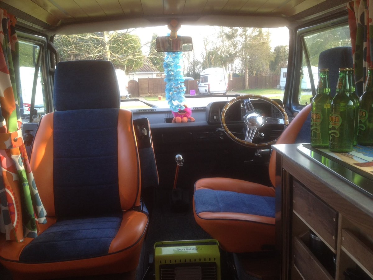 1989 VW T25 Campervan + extras Well loved and cared for For Sale (picture 4 of 6)