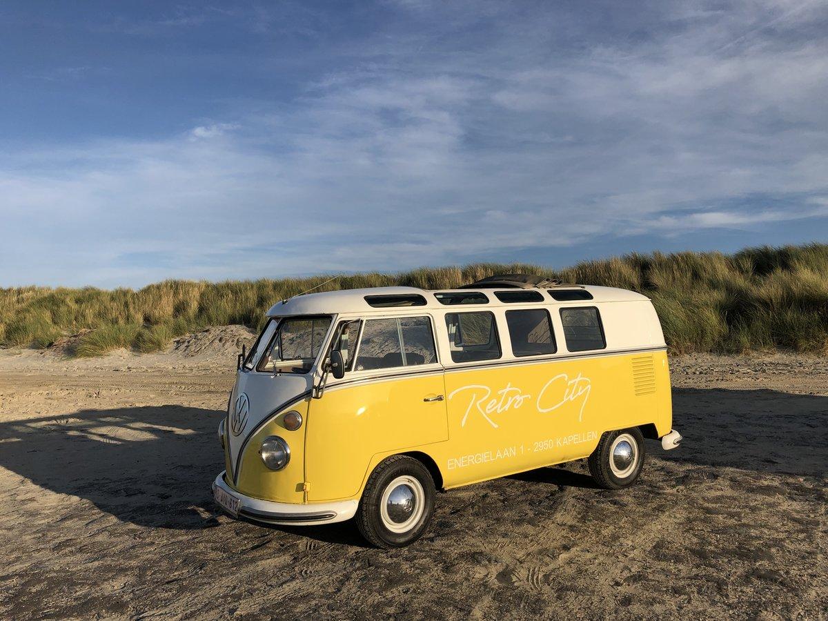 1961 Volkswagen type 1 19 windows de luxe For Sale (picture 2 of 6)