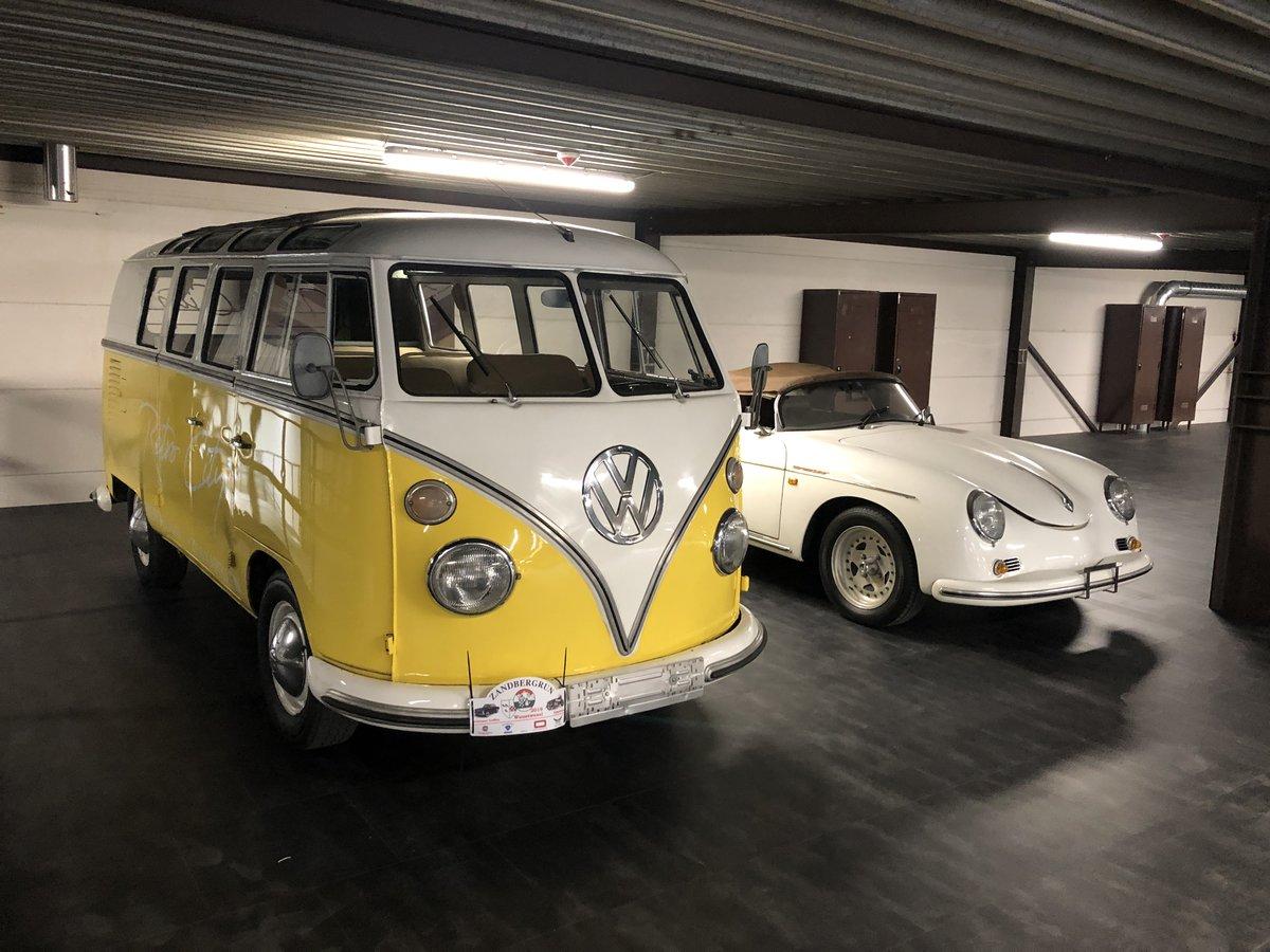 1961 Volkswagen type 1 19 windows de luxe For Sale (picture 6 of 6)