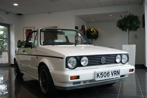 1993 VW Golf MK1 Convertible-Stunning-Only 3 owners-BES For Sale
