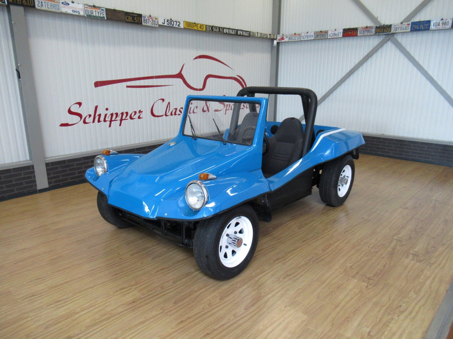 1967 Volkswagen Buggy For Sale (picture 1 of 6)