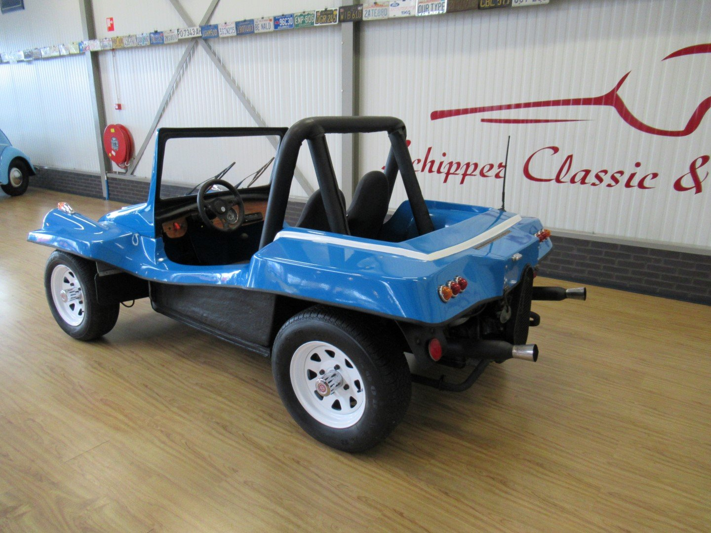 1967 Volkswagen Buggy For Sale (picture 3 of 6)