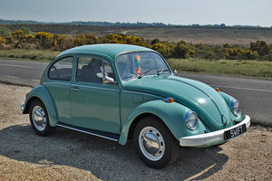 1971 Volkswagen Beetle 1300 Restored - Tax & MOT exempt