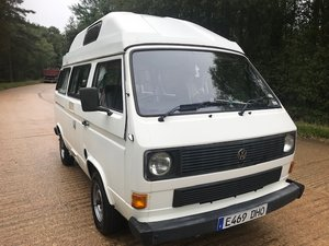 1987 t25 camper Rare drives well perfect for weekends For Sale