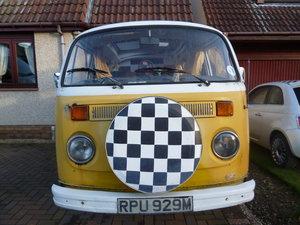 1972 VW Campervan T2 Bay