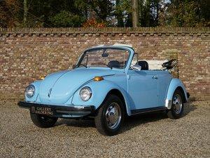 1979 Volkwagen Beetle 1600 Convertible very original condition, o