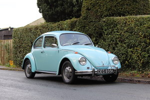 1971 VW Beetle - 54k Miles For Sale