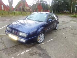 1995 VW Corrado VR6 Storm 62,028 miles just £7,000 - £9,000