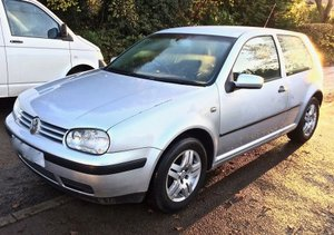 2004 MK4 3dr Final Edition 1.4 Petrol