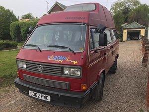 1990 Vw t25 camper the highest spec