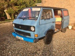 1988 VW T25 Tin Top Camper.