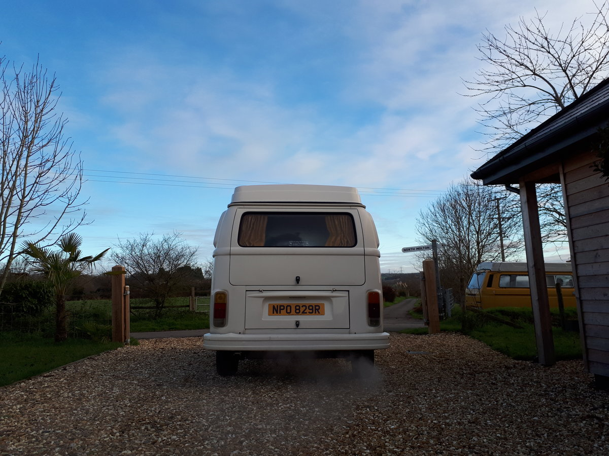 *PRICE REDUCED* 1977 LHD VW Westfalia Camper For Sale (picture 3 of 6)