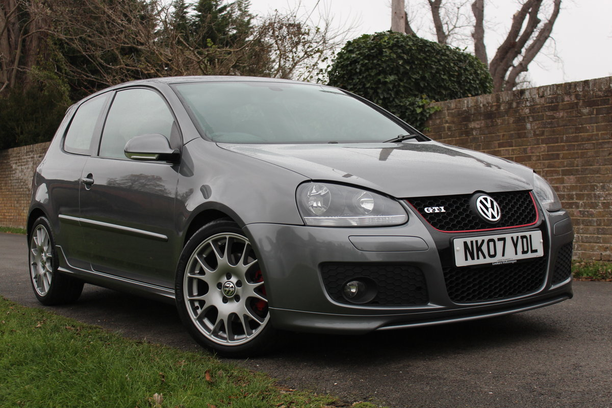 2007 Volkswagen Golf GTI MK5 Edition30*SOLD SIMILAR REQUIRED SOLD (picture 1 of 6)